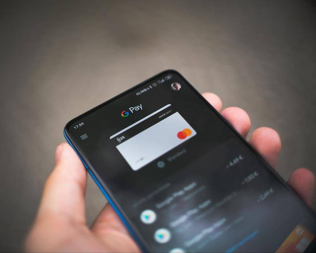 Google Pay is becoming a more popular option for online shoppers.